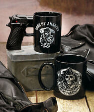 Sons of Anarchy SOA Gun Mug Coffee Tea Cup Mug NEW