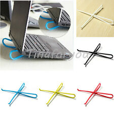 New Fashion Portable Simple Light Laptop Notebook PC Adjustable Cooler Pad Stand
