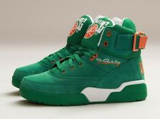 Ewing Athletics Limited Edition 33 Hi Green Suede St.Patricks Day Sneaker