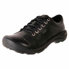 Genuine KEEN Men's Leather Waterproof Hiking Shoes Austin Black On eBay AU