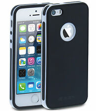 Sezy® Shockproof Dirt Dust Proof Hard Cover Case For iPhone 5 5S+Screen Film