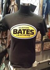 BATES LEATHERS LOGO TEE SIZE SMALL