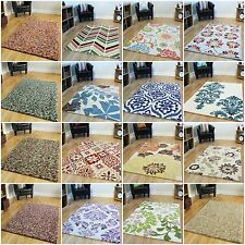 Modern Wool Rugs for sale available in Blue Pink Brown Green Orange Red Teal