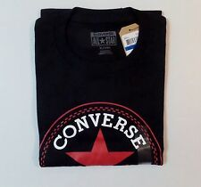 Converse All Star Chuck Taylor Crew Neck T Shirts Sizes S, M, L, XL