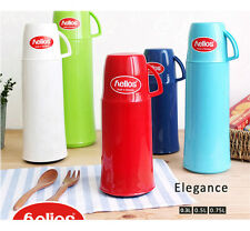 Helios Thermos Elegance Water Bottle Drink Container Warm&Cool 300mL 7 Colors