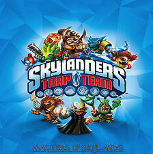 SKYLANDERS *TRAP TEAM* FIGURES-MINIs-TRAPS-ADVENTURE PACKS-SETS *ALL IN 1 PLACE*