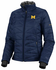 Michigan Columbia ladies mighty lite jacket NEW with tags!!