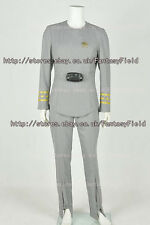 Star Trek The Motion Picture Class A Spock James T Kirk Gray Uniform Halloween
