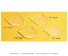 """Cambion Heel Lift - Sold Individually - Sizes available 1/8""""  1/4 """" thick - Each"""