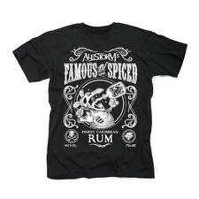 ALESTORM - FAMOUS OL' SPICED - IMPORT BAND SHIRT 2014 NEW