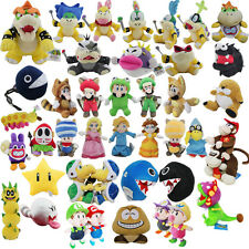 Super Mario Bros. World Game Bowser Koopa Princess Luigi Wario etc. available