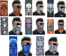 New Skull Multi Bandana Bike Motorcycle Scarves Face Mask intball CS Ski Sport +