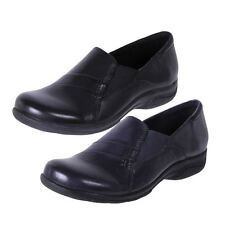 Planet Shoes Womens Leather Comfort Slip On Work Shoes Suzy On eBay New