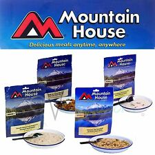 Vestey Foods Mountain House Freeze Dried Food DofE Army Rations Camping Hiking