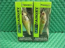 Koppers Live Target Smallmouth Bass Crankbait Fishing Lures