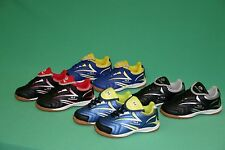 Kids Boys & Girls Indoor Soccer Shoes Sizes 10 -11 - 12 - 13 - 1 - 2 - 3 - 4