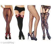 SALE Halloween Stockings & Tights - Pirate, Nurse, Maid, Many to Choose from!