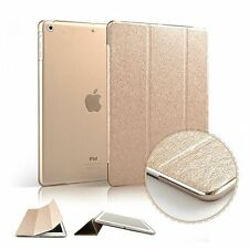 Slim Smart Cover Leather Stand Case For New Apple iPad Air 2 mini 3 With Retina