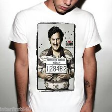 gangster, Pablo escobar t shirt, mafia, mobster, Luciano, Scarface, al capone