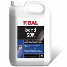 BAL Bond SBR Multi-purpose Bonding/Admixture & Priming Agent for Walls & Floors