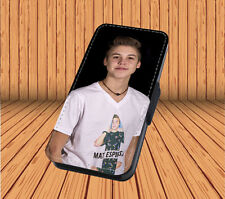 Matt Espinosa For Faux Leather Flip iPhone & Samsung Galaxy Cover Case ES34