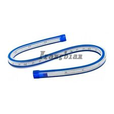 NEW Flexible Curve / Template Pattern Contour Gauge Shaping Tool / Tracing Ruler