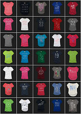 Wholesale Hollister Lot Womens Graphic T-Shirts XS S M L Ships Free w/ Tracking!