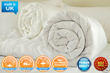 Premium Cot Bed Duvet Quilt And Pillow New Nursery Baby Junior Cotton Toddler +