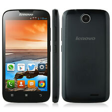 Lenovo A560 Smartphone Android 4.3 MSM8212 Quad Core 5.0 Inch IPS Screen 3G GPS