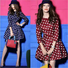 Fashion European Style Long-Sleeved Dress Bottoming Dress Soulmate Sheds