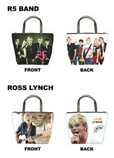 New R5 Band And Ross Lynch Photo Bucket Bag