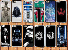 Star Wars for iPhone 6 6 Plus 4S 5/5S 5C Samsung Galaxy S3 S4 S5 Note 2/3/4 Case