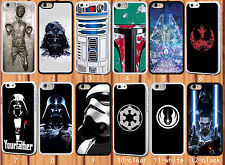 Star Wars for iPhone 6 6 Plus 4S 5/5S 5C Samsung S3/4/5/6/6 edge Note 2/3/4 Case