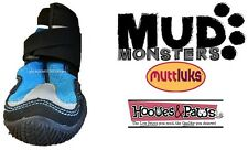Dog Shoes Mud Monsters Leather Lined Boots Booties MUTTLUKS ALL Sizes