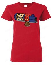 Nutcracker xmas WOMAN T-SHIRT holiday funny Christmas tee