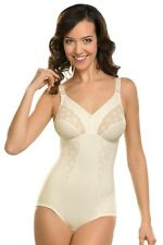 Naturana Soft Corselette *Body Shaper* with Lace 3303  36-44 B-E in 3 Colours