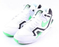 Nike Air Tech Challenge II 2 # 318408 100 Oine Green Andre Agassi