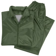 Olive Green Waterproof, Breathable & Windproof Over Suit - White Rock