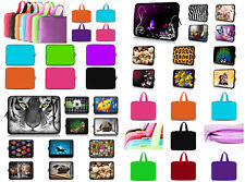"10 10.1"" 10.2"" 10.5"" Sleeve Case Cover Handle Bag Tablet PC Netbook For Samsung"