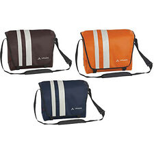 Vaude Albert M Shoulder Bag - Front Zip Pocket, Slide-In Mesh Pocket, Pen Holder