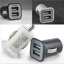 2 Port USB 3.1A Dual IN Car Mobile Phone Charger Adapter For iPhone 5 4 4S IPAD