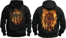 SLIPKNOT - RADIO FIRES (ALL HOPE IS GONE) - OFFICIAL MENS HOODIE - SMALL (S)