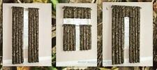 Mossy Oak Break-Up Infinity Window Curtain Panels,Set of 2 or Valance-Choice-NEW