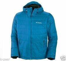 COLUMBIA Shimmer Flash II Mens L Parka/Jacket/Coat Ski/Snowboard Omni-Heat NEW
