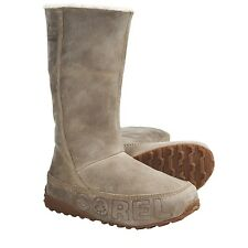 New in Box Women's Sorel Suka NM Curry Fleece Lined Water Resistant Winter Boots