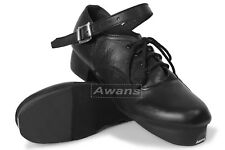 GREAT VALUE IRISH DANCING HEAVY SHOES, LOUD FLEXIBLE SOFT SOLE SHOES .HAND MADE