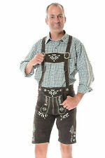 Authentic German lederhosen Oktoberfest lederhosen costumes ALL Sizes  #SILBERD