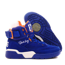 Ewing Athletics 33 Hi Royal Blue Suede Patrick Ewing New York Knicks Sneaker
