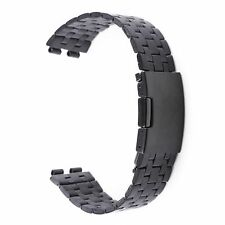 Silver Black Replacement Stainless Steel Watchband Bracelet Band For Moto 360