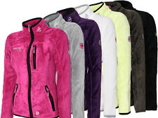 GEOGRAPHICAL NORWAY FLEECE JACKE FUNTIONSJACKE TINY LADY OUTDOOR SWEATJACKE